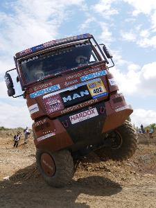 Borox at Truck Trial Grand prix